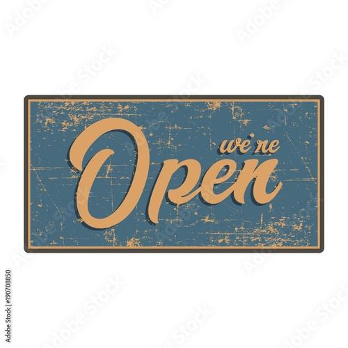 otworz-vintage-signage-vector