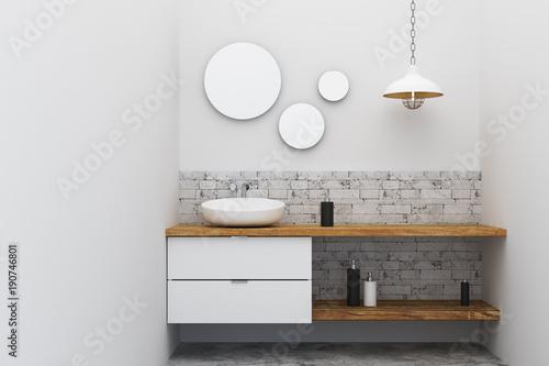 Fotografia  Contemporary bathroom sink