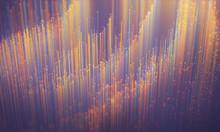 Colored Optical Fiber, Backgro...