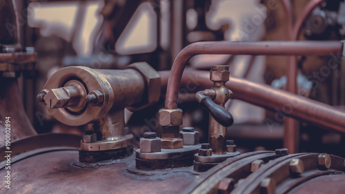 Photo Marine Steam Engine