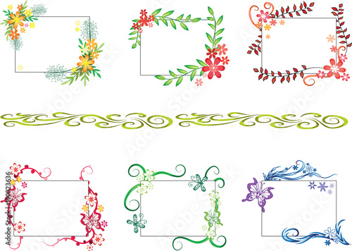 Greeting card border design buy this stock illustration and greeting card border design m4hsunfo