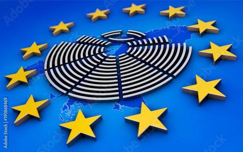 obraz PCV European Parliament
