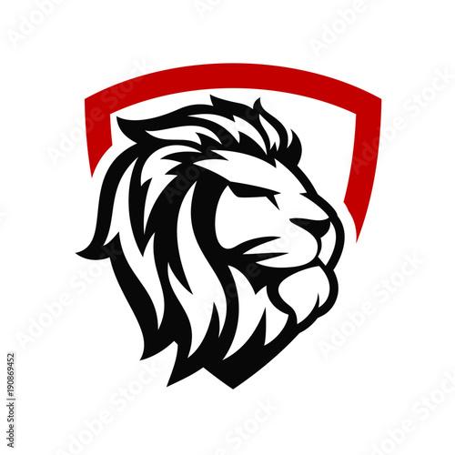 Photo  Lion Logo Stock Images