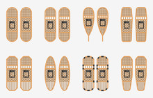 Traditional Wodden Snowshoes C...