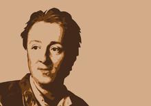 Diderot - écrivain - Portrait - Personnage Célèbre - Littérature - Personnage - Livre - Philosophe -18ème Siècle