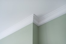 Ceiling Moldings In The Interi...