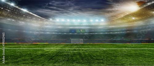 Fotografie, Obraz Soccer bal.football ..