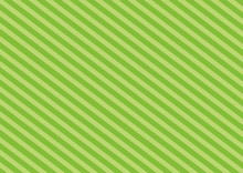 Green Diagonal Striped Backgro...