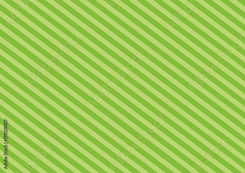 Materiał do szycia Ukośne paski zielono