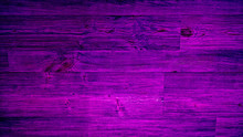 Texture Of Old Wooden Boards Ultraviolet