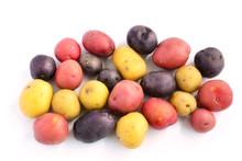 Tricolor Mini Potatoes