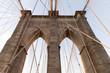 Top of Brooklyn Bridge