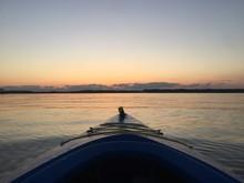 Kayaking On The Chesapeake Bay