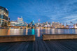 Darling Harbour at Blue Hour