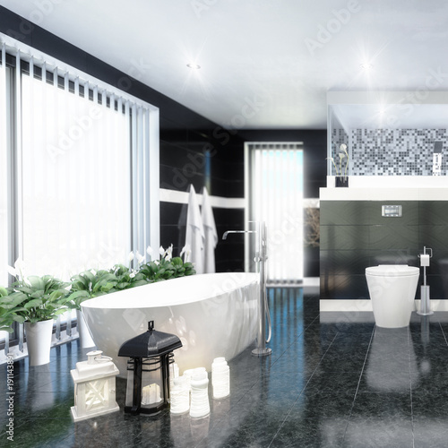 Luxury Bathroom Focus Kaufen Sie Diese Illustration Und Finden