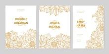 Bundle Of Wedding Invitation C...