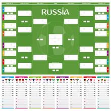 RUSSIA 2018 - Schedule Games