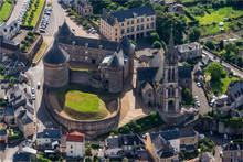 Vue Aérienne Du Château De S...