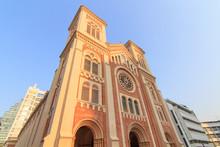 Cathedral Church In Bangkok