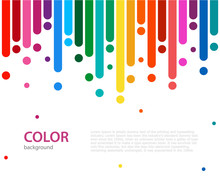 Abstract Vector Color Backgrou...