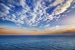 beautiful seascape. Nature