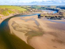 The Mouth Of The River Avon At...