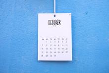 Vintage Calendar 2018 Handmade...