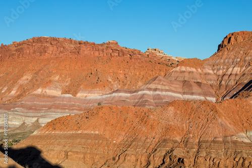 Tuinposter Scenic Escalante Grand Staircase National Monument Utah