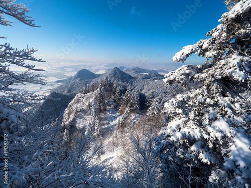zimowy-krajobraz-polskich-gor-pienin