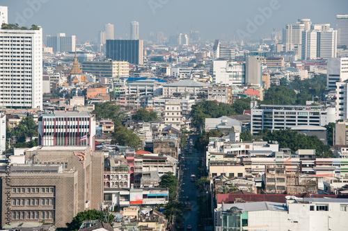 Photo Bangkok thaland, cityscape daytime