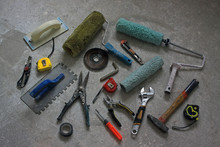 Various Dirty  Builder Tools