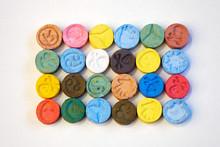 Several Pills Of MDMA (Extasy)...