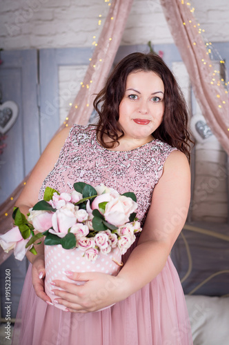 Chubby Teen Dress