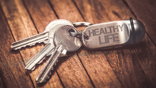 Bunch Of Keys : Healthy Life
