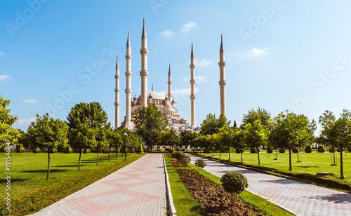 Photo Turkey Adana Sabanci Central Mosque