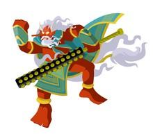 Iron Club Oni Demon