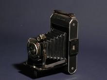 Old Folding Kodak Camera From ...