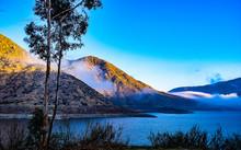 Fog Over The Reservoir