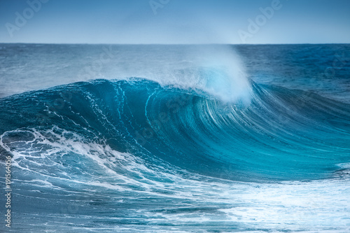 Fotobehang Water Ocean Wave
