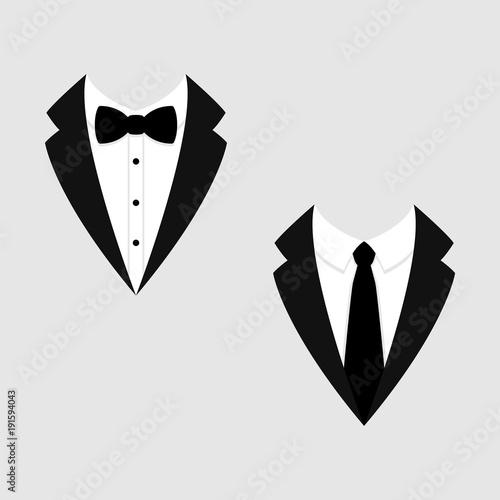 Fototapeta Men's jackets