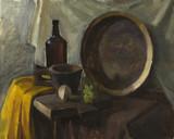 oil painting, still life - 191601670