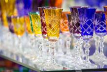 Bohemian Crystal Glasses