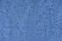 Texture Cracked Paint Wall Background Blue Purple