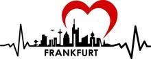 Skyline Frankfurt Herz