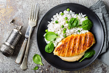 Chicken Breast Or Fillet, Poul...