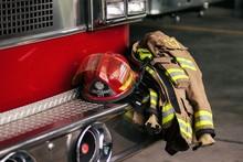 Habit De Protection De Pompier