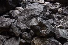 Iron Ore Mineral Sample Specimen Magnetite Stone
