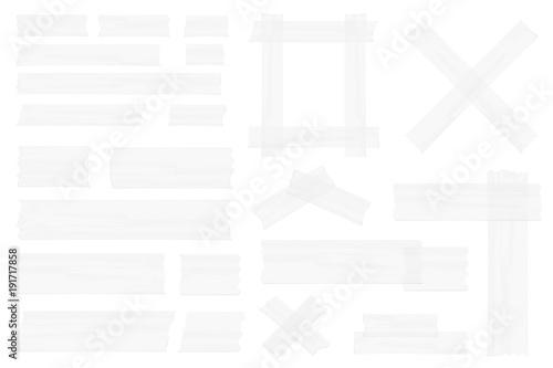 Fotografie, Obraz  Adhesive Tape