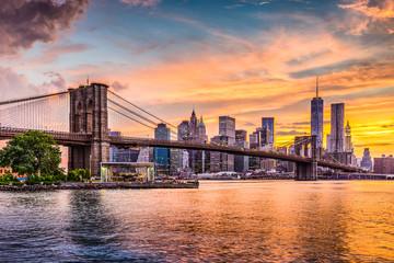 Skyline Nowego Jorku
