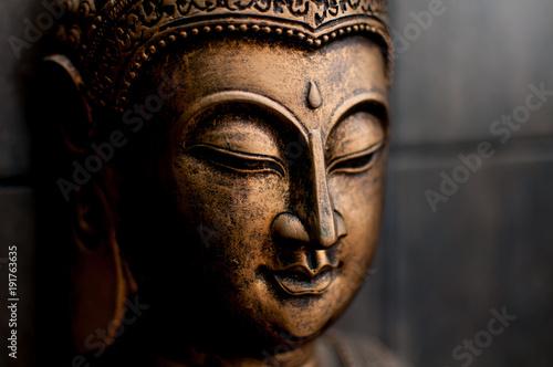 Poster Boeddha FIGURA BUDA TIPO ZEN